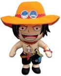 One Piece 8'' Ace Plush