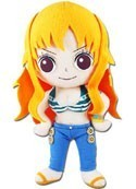 One Piece 8'' Nami New World Plush