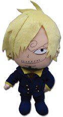 One Piece 8'' Sanji Plush