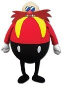 Megaman 10'' Eggman Plush