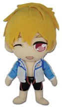 Free! - Iwatobi Swim Club 8'' Nagisa Plush