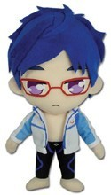 Free! - Iwatobi Swim Club 8'' Rei Plush