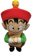 Dragonball Z 8'' Young Gohan Plush Doll