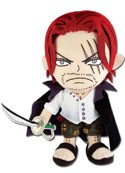 One Piece 8'' Shanks Plush