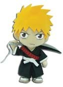 Bleach 8'' Ichigo Standing Plush