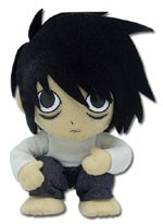 Death Note L Plush Jean Pants 7'' Plush