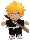 Bleach Ichigo Plush Glove Puppet
