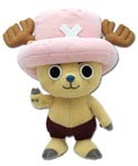 One Piece 8'' Chopper Plush