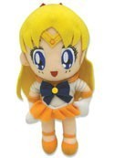 Sailor Moon 8'' Sailor Venus Plush