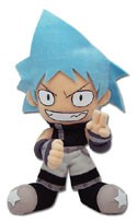 Soul Eater 8'' Black Star Plush