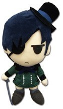 Black Butler 8'' Ciel Plush
