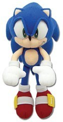 Sonic the Hedgehog 7.5'' Plush