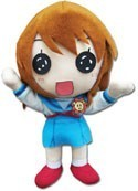 The Melancholy of Suzumiya Haruhi 8'' Mikuru Plush