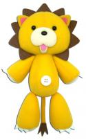 Bleach 8'' Kon Plush