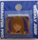 Death Note Misa Pin