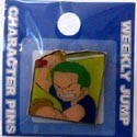 One Piece Chibi Zoro Pin