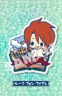 Tales of Friends Luke the Abyss Clear Brooch Pin