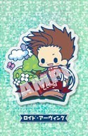 Tales of Friends Lloyd Symphonia Clear Brooch Pin