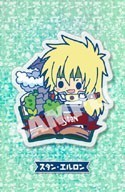 Tales of Friends Stahn Destiny Clear Brooch Pin