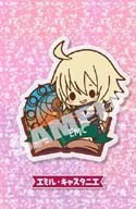 Tales of Friends Emil Castagnier Symphonia Clear Brooch Pin