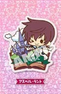 Tales of Friends Asbel Lhant Graces Clear Brooch Pin