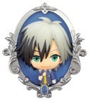 Tales of Friends Ludger Will Kresnik Xillia Brooch Pin