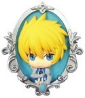 Tales of Friends Flynn Vesperia Brooch Pin