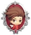 Tales of Friends Lloyd Symphonia Brooch Pin