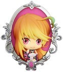 Tales of Friends Milla Maxwell Xillia Brooch Pin