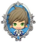 Tales of Friends Sorey Zestria Brooch Pin
