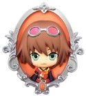 Tales of Friends Rita Vesperia Brooch Pin