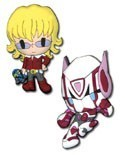 Tiger and Bunny Barnaby Pin Set