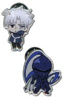Fate Zero Berserker and Kariya Pin Set