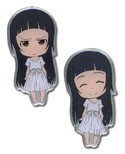 Sword Art Online Yui Happy and Angry Pin Set