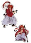 Rurouni Kenshin Pin Set