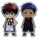 Kuroko's Basketball Kagami and Aomine Pin Set