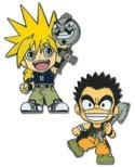 MAR Jack and Ginta Pin Set