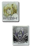 Death Note Misa and Rem Pin Set