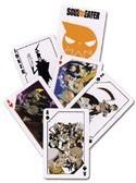Soul Eater Poker Cards