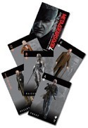 Metal Gear Solid 4 Poker Cards