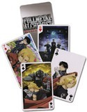 Fullmetal Alchemist Brotherhood Poker Playing Cards