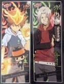 Hitman Reborn 2 Stick Poster Set Tsuna, Reborn, Gokudera