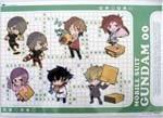 Gundam 00 SD Poster