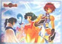Tales of Eternia Clear Plastic Poster