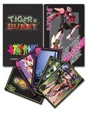 Tiger and Bunny Poker Cards