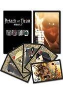 Attack on Titan Poker Cards