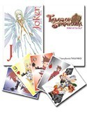 Tales of Symphonia Poker Cards