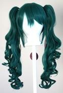 Sayuri - Viridian Green