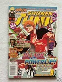 Shonen Jump September 2008 English Manga Magazine