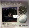 Code Geass Clear Stickers